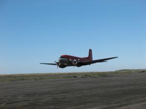 DC 3 - fun ride