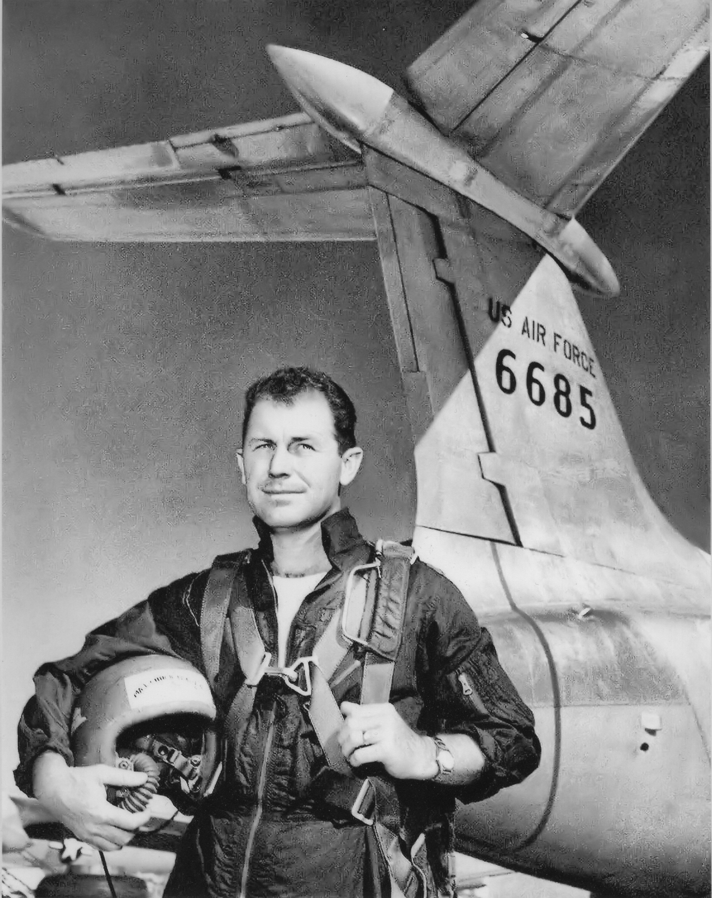 Communication on this topic: Life Advice from Chuck Yeager, life-advice-from-chuck-yeager/
