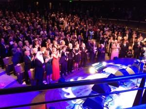 Standing O for Trisha Yearwood & Garth Brooks