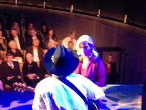 Trisha Yearwood & Garth Brooks surprise Oak Ridge Boys singing I'll Be True to You